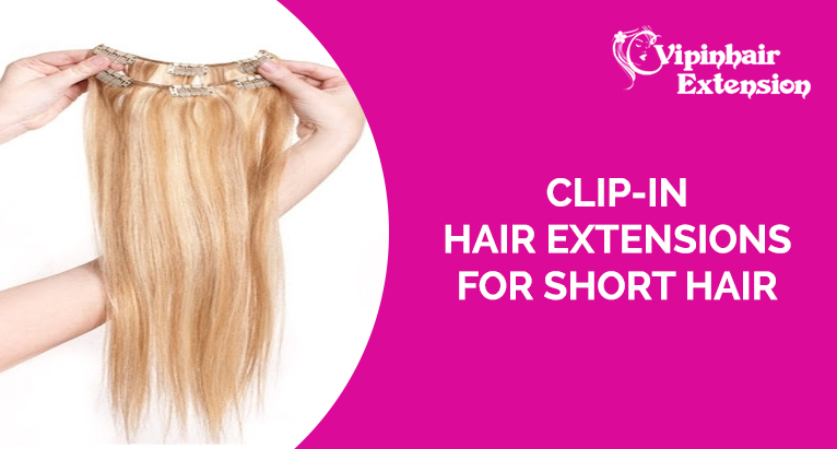Clip In Hair Extensions For Short Hair Vipin Hair Extension
