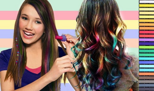 Tips to Purchasing Hair Color Chalk - Vipin Hair Extension