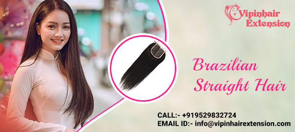 Brazilian Straight Hair The Best Choice For Style And Elegance
